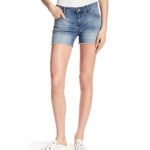 NWT Kut From The Kloth Gidget Frey Cut Off Shorts